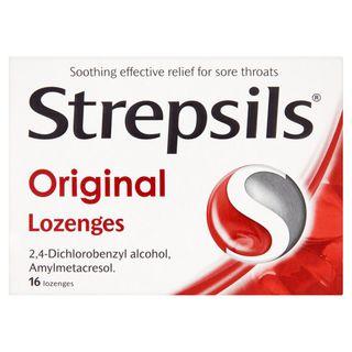 Strepsils Orginal