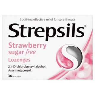 Strepsils Strawberry