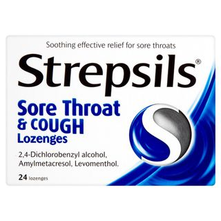 Strepsils Sore Throat
