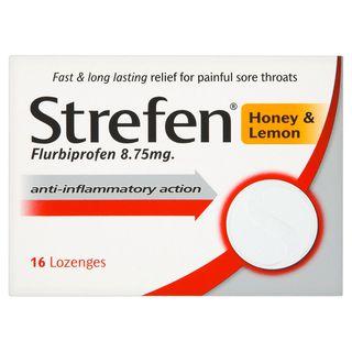Strefen Honey & Lemon
