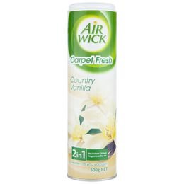 Air Wick 2in1 Carpet Country Vanilla 500g