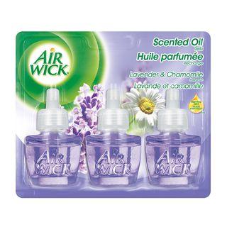 Lavender & Chamomile Scented Oil x3