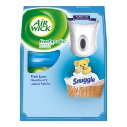 Snuggle™ Fresh Linen Freshmatic® Automatic Spray