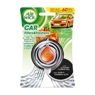Amazon Lily and Rainforest Car Filters & Freshens