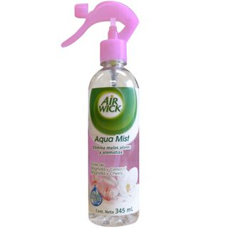 Aerosol Aqua Mist Flores de Magnolia y Cherry