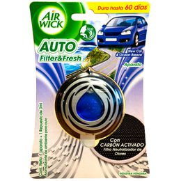 Auto Filter & Fresh Completo New Car & Ocean Breeze