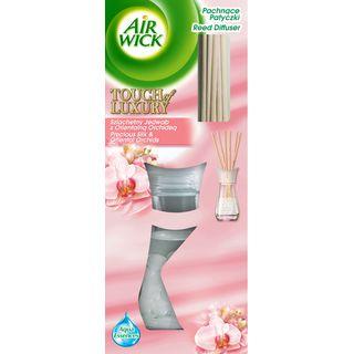 Air Wick® Pachnące Patyczki - Szlachetny Jedwab z Orientalną Orchideą