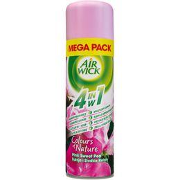 Air Wick® Aerozol - Fuksja i Słodkie Kwiaty