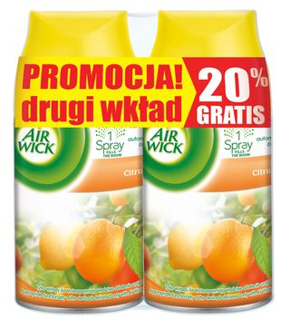 Air Wick® Freshmatic®  - Citrus 2 x 250 ml