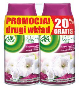 Air Wick® Freshmatic®  - Księżycowa Lilia Otulona Satyną