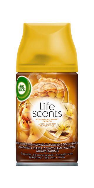 Air Wick® Freshmatic®  - Life Scents™ Domowe Ciasto z Owocami i Kruszonką