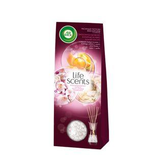 Air Wick® Pachnące Patyczki - Life Scents™ Owocowe Słodkości w Kwitnącym Parku