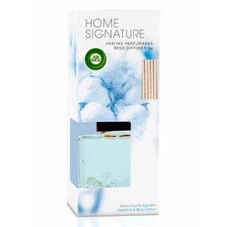 Sticks Perfumados Home Signature Sapphire Cotton