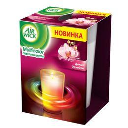 Ароматизированная свеча Multicolor Дикая орхидея