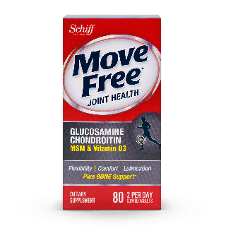 Move Free Advanced Plus MSM & Vitamin D