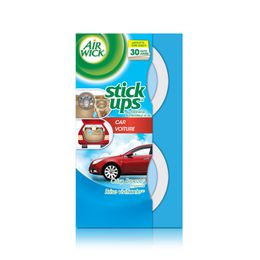Crisp Breeze® Stick Ups™ Car Air Freshener
