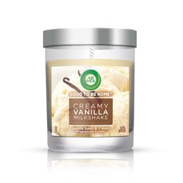 Creamy Vanilla Milkshake Good To Be Home™ Scented Candle