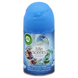 Life Scents™ Turquoise Oasis Freshmatic® Ultra Automatic Spray
