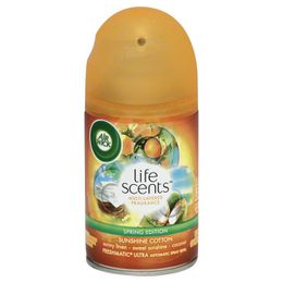 Life Scents Sunshine Cotton Freshmatic Ultra Automatic Spray