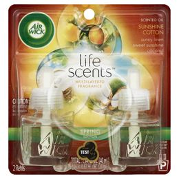 Life Scents™ Sunshine Cotton Scented Oil